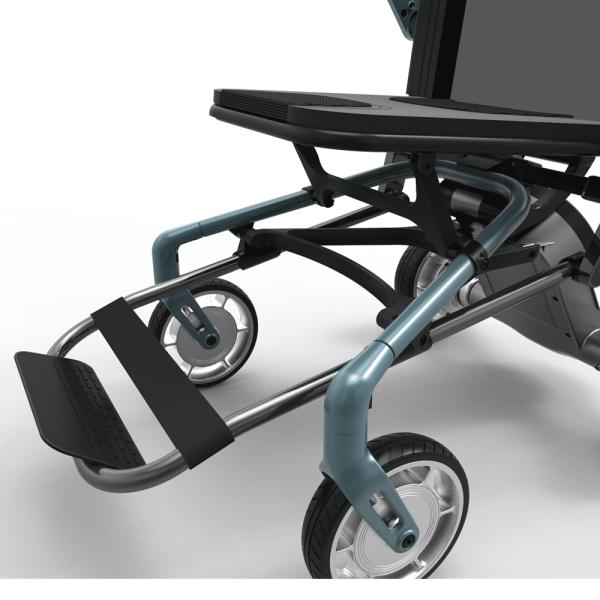 High Quality Aluminium Alloy Electric Wheelchair