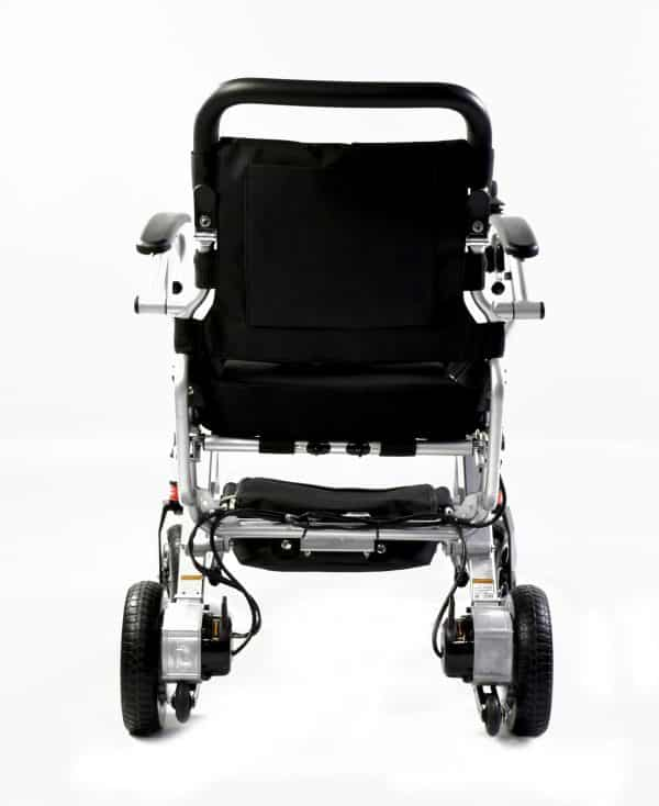 Foldable Electric Wheelchair by Gilani Engineering