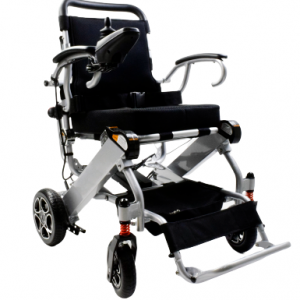 Electric Powered wheelchair lightweight foldable for sale free shipping power wheelchair heavy duty compact powered electric folding chair