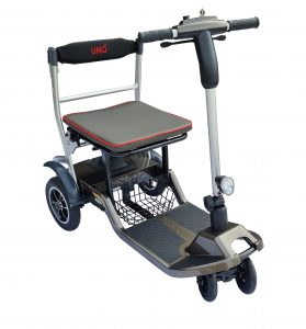 Lightest weight Electric Mobility