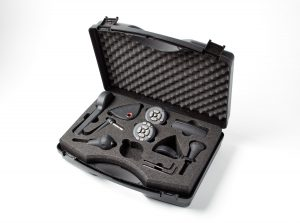 Lodgesons R200 demonstration case