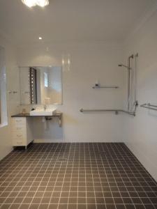Bathroom modifications by Gilani Engineering