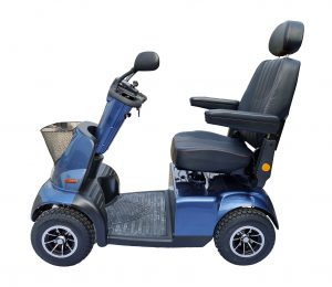 Heavy Duty Travel Mobility Scooter