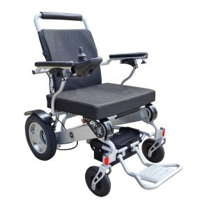 Bariatric heavy duty light weight Electric Mobility wheelchair