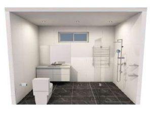 Accessible Bathroom Modification Gilani Engineering