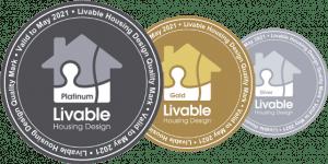 Liveability accreditation levels