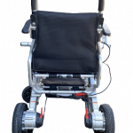 Foldable compact lightweight Electric Power Wheelchair Gilani Engineering