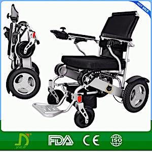 Air HAWK Foldable Electric Wheelchair Gilani Engineering