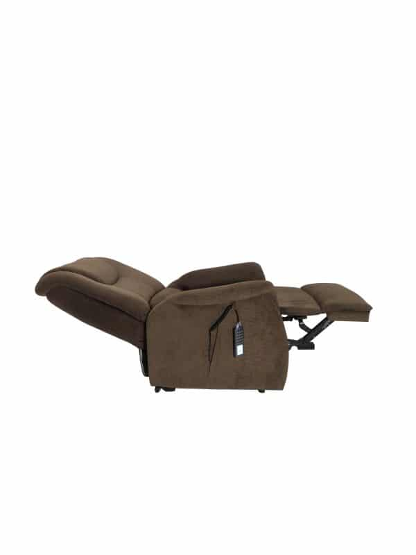 Reclining lift chair 180kg weight capacity with massage and heat option-CHICAGO
