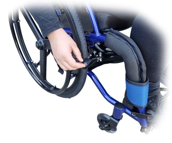Lightweight wheelchair aluminium alloy GILANI ENGINEERING