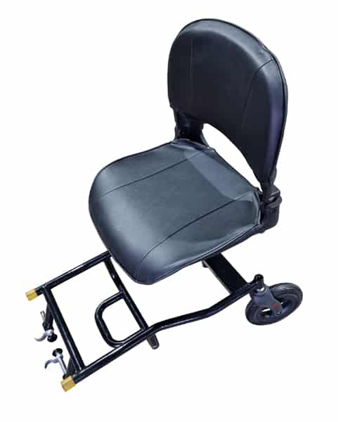 Seat Attachment with foldable backrest Mobility Equipment Sydney