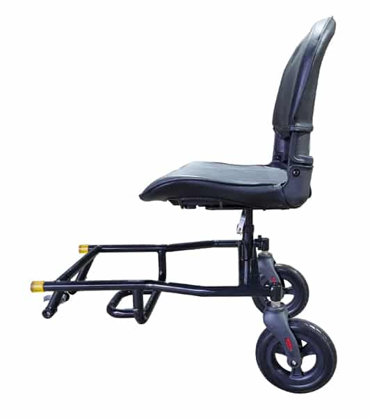 Foldable backrest Seat Attachment Mobility Equipment Sydney