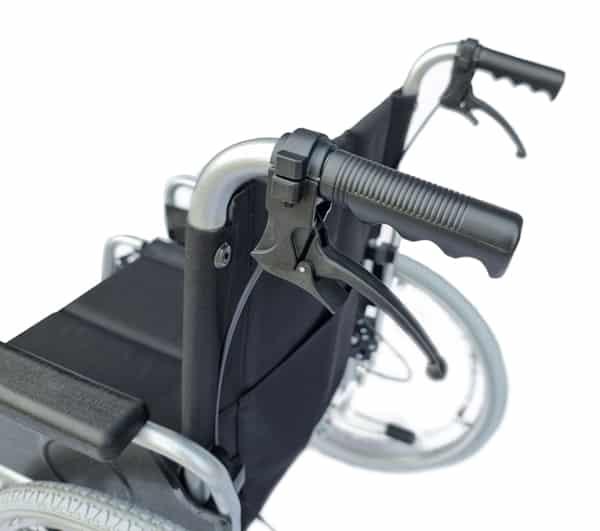 no. 1 manual foldable wheelchair super lightweight