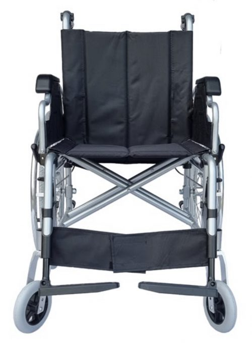 Number 1 Best Manual Wheelchair with Carer Brakes