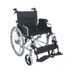 light foldable Manual wheelchair lightweight foldable