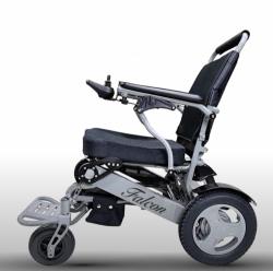 Folding Electric Wheelchairs Australia Light Folding Falcon Wheelchair Electric Adjustable Backrest