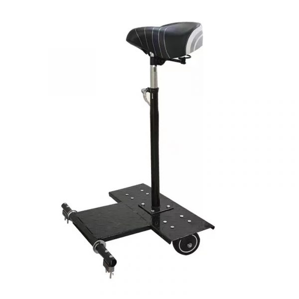 Tandem Bike Seat Attachment for electric wheelchair