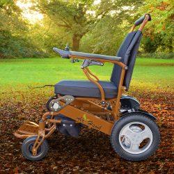 Electric Wheelchair Folding, Air Hawk