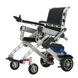 Standing Electric Wheelchair from Disability Shop Gilani Engineering